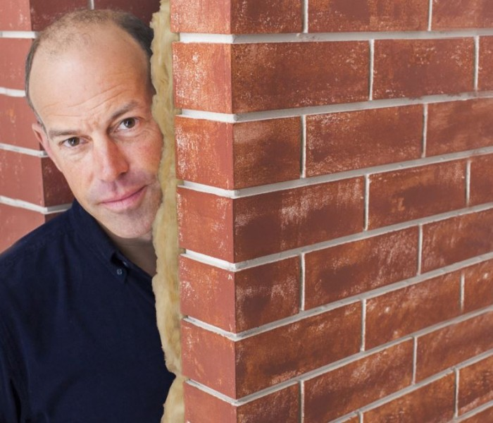 TV's Phil Spencer talks property, fitness & energy saving
